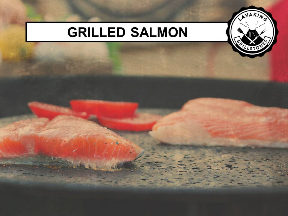 grillen zalm barbecue